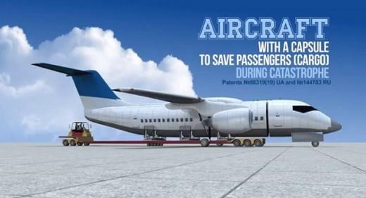 Bu yöntemle uçak kazalarından sağ kurtulmak mümkün!