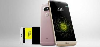 LG, G5 modelini resmen tanıttı!