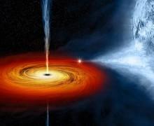 1000 Güneş parlaklığına eşit ışık yayan kara delik görüntülendi