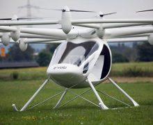 İnsan taşıyan dronelar geliyor!