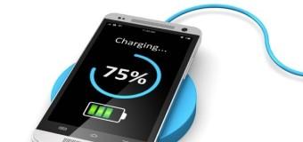 Telefonlarda kablosuz şarj dönemi