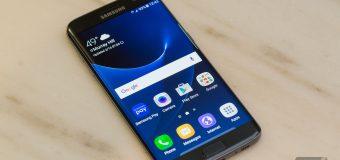 Avrupa'nın en iyi telefonu 'Samsung Galaxy S7 '