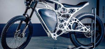 3d yazıcının ürettiği ilk motosiklet satışa çıkarıldı!