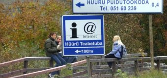 Avrupada bir 'internet cumhuriyeti' Estonya