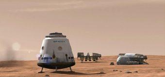 2024'te yola çıkarız, 2025'te Mars'tayız
