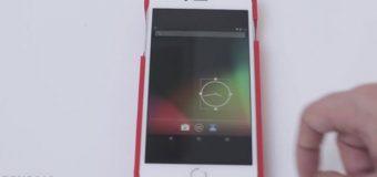 Android artık iPhone'larda çalışıyor!