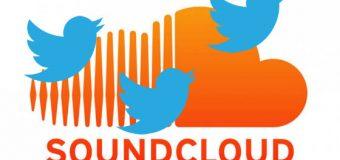 Twitter SoundCloud'a ortak oldu