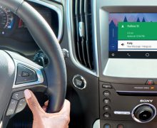 2017 model Ford'lar Android Auto'yla verilecek
