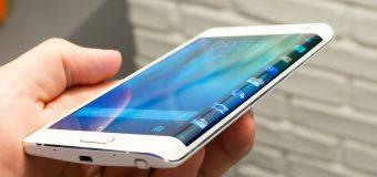 Samsung'da düz ekran tarih oluyor