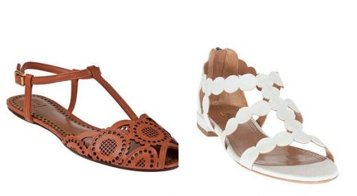 sandalet-bayan-model