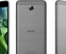 Acer yeni model telefonlarını tanıttı