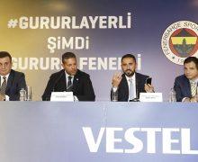 Vestel, Fenerbahçe Spor Kulübü ile Bir İlke İmza Attı
