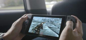 Nintendo'dan yeni oyun konsolu: Nintendo Switch!