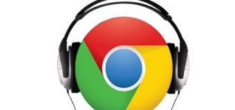 Google Chrome'da arka planda müzik çalacak!