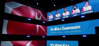 Türkiye, Counter Strike GO'da Dünya şampiyonu!