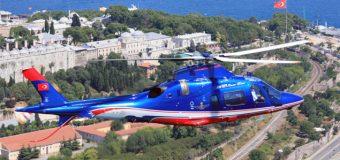 Helikopter Kiralama Hizmeti