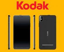 Kodak'tan yeni akıllı telefon geliyor!