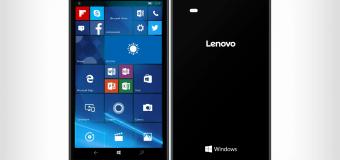 Lenovo Windows 10 Mobile yüklü Telefon Üretmeyecek