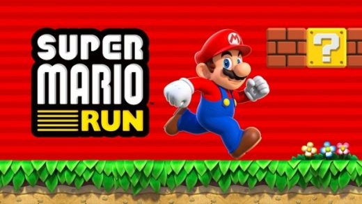 Super Mario Run oyunu Android'e geldi!