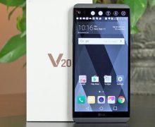 LG'den, multimedya özellikli akıllı telefon V20