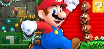 Super Mario Run, App Store'da rekor kırdı