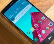 LG G6 ön siparişleri başlıyor!