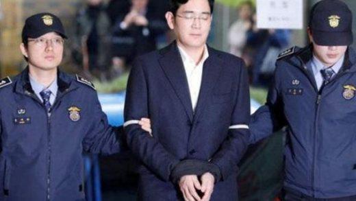 Samsung'un varisine 5 yıl hapis cezası şoku