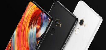 Xiaomi Mi Mix 2 dikkat çekti