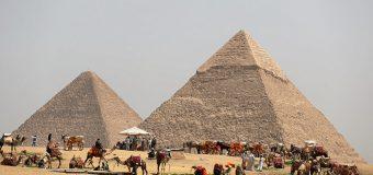 Mısır'daki Büyük Piramit'te gizemli bir 'boşluk' bulundu!