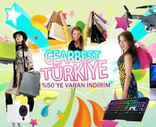 GearBest online alışveriş sitesi