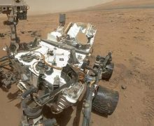 Curiosity 2  İkibin gündür Mars'ta