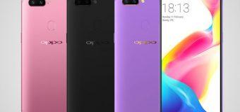 Oppo R15 hakkında yeni detaylar!