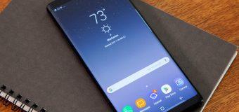 Galaxy Note 8'e Android 8 Oreo güncellemesi geldi!