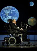 """Hawking: """"evreni tanrı yaratmadı"""""""