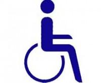Tekerlekli sandalyeler verildi