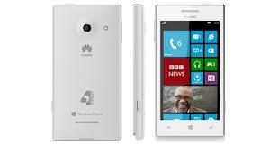 Huawei Afrika için Windows telefon üretecek