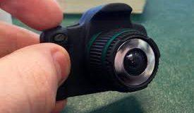Ev yapımı fotoğraf makinesi