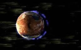 Mars'ın atmosferi 'kayboldu'