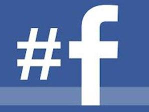 Facebook da hashtag'e direnemedi!