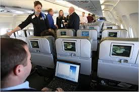 Uçakta hızlı internet 2014'te mümkün olacak!