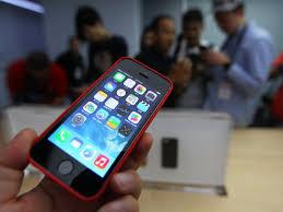 Apple, iPhone 5C ile Çin pazarını hedefliyor