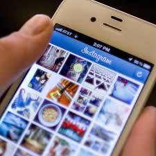Instagram ekranına reklam geliyor