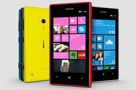 Lumia satışları üçüncü çeyrekte rekor kırdı