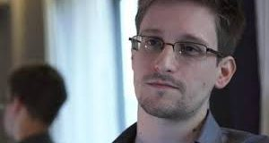 Sakharov ödülü Snowden'a