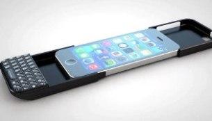 iPhone'lara klavye geliyor
