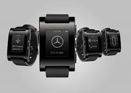 Mercedes akıllı saat teknolojisine yöneliyor