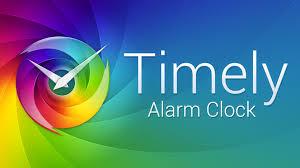 Timely Alarm uygulaması