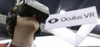 Facebook sanal gerçekliğe 'adım attı'