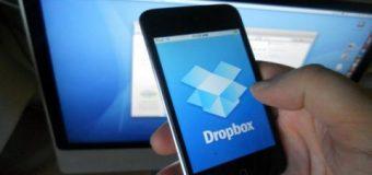 Dropbox'ta kişisel veriler tehdit altında