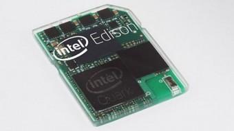 Intel'in SD kart boyutundaki bilgisayarı